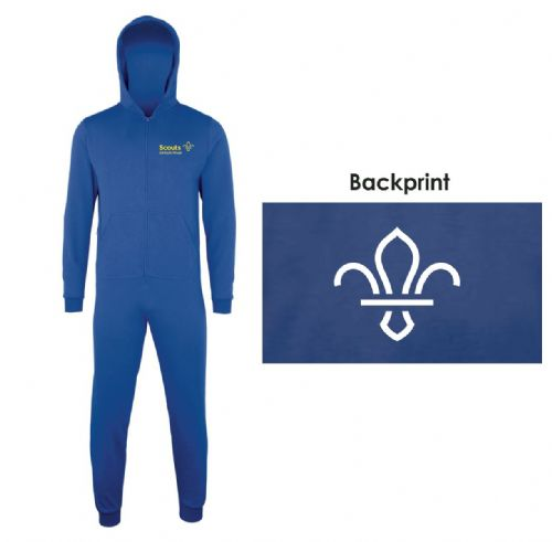 3rd North Weald Scouts Onesie JUNIOR